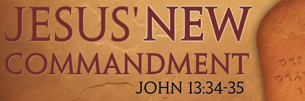 Jesus' New Commandment