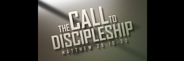 call to discipleship - banner
