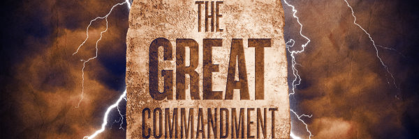 great commandment banner