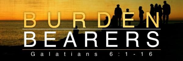 burden bearers banner