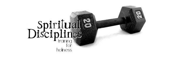 Spiritual Discipline - banner large